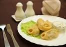 Манты «Узбекские» с рубленой бараниной