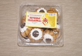 Печенье мозайка